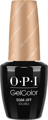 OPI with a Nice Finn-ish (Nordic) - GelColor - OPI