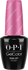 Suzi Has a Swede Tooth (Nordic) - GelColor - OPI
