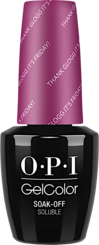Thank Glogg It's Friday! (Nordic) - GelColor - OPI