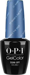 St. Mark's the Spot - GelColor - OPI