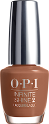 Brains & Bronze - Nail Lacquer - OPI