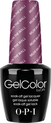 Muir Muir on the Wall - GelColor - OPI