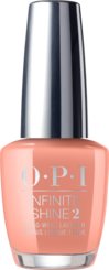 OPI California Dreaming collection nail polish infinite shine formula Barking up the Wrong Sequoia shade