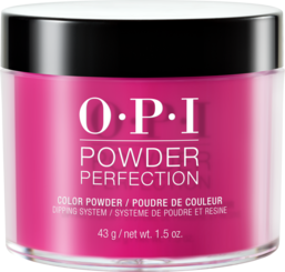 OPI Powder perfection dipping powder product in shade Pink Flamenco