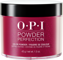 OPI Powder perfection dipping powder product in shade I'm Not Really a Waitress