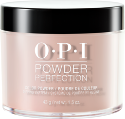 OPI Powder perfection dipping powder product in shade Do You Take Lei Away?
