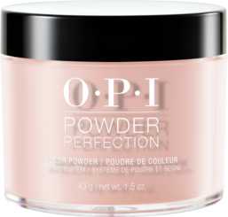 OPI Powder perfection dipping powder product in shade Tiramisu for Two