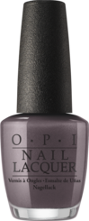 OPI California Dreaming Summer Collection black shimmer nail polish Don't Take Yosemite For Granite