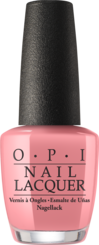 OPI California Dreaming Summer Collection pink rose nail polish Excuse Me Big Sur
