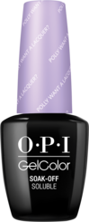 Polly Want a Lacquer? - GelColor - OPI