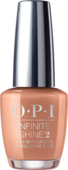 OPI California Dreaming collection gold bronze shimmer nail polish infinite shine formula Sweet Carmel Sunday