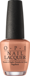 OPI California Dreaming collection bronze shimmer nail polish Sweet Carmel Sunday