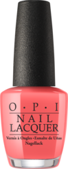 OPI California Dreaming Summer Collection coral nail polish Time for a Napa