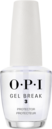 OPI, nail treatment system, gel break, protector