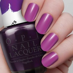 Purple Perspective Image, OPI gelcolor, GelColor, Gel Color, Nail Polish , Nail Lacquer, Color Paints, ColorPaints
