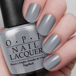 Fifty Shades of Gray Embrace The Gray, Image, OPI gelcolor, GelColor, Gel Color, Nail Polish , Nail Lacquer