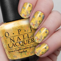 Pineapples Have Peelings Too Image, OPI gelcolor, GelColor, Gel Color, Nail Polish , Nail Lacquer