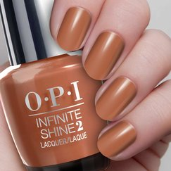 Brains & Bronze Image, OPI gelcolor, GelColor, Gel Color, Nail Polish , Nail Lacquer, Infinite Shine
