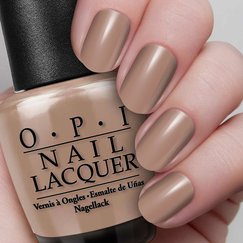 OPI Over the Taupe image, OPI gelcolor, GelColor, Gel Color, Nail Polish , Nail Lacquer