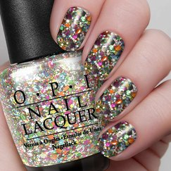 Chasing Rainbows Image, OPI gelcolor, GelColor, Gel Color, Nail Polish , Nail Lacquer