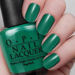 OPI Jade is the New Black image, OPI gelcolor, GelColor, Gel Color, Nail Polish , Nail Lacquer
