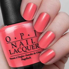 OPI Redlights ahead...Where? image, OPI gelcolor, GelColor, Gel Color, Nail Polish , Nail Lacquer