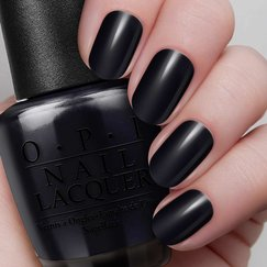 OPI Black Onyx image, OPI gelcolor, GelColor, Gel Color, Nail Polish , Nail Lacquer