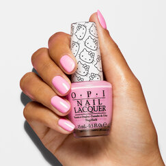 Hello Kitty by OPI, hello kitty nail polish, hello kitty nail lacquer, new nail polish