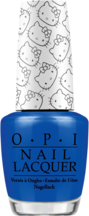 Hello Kitty by OPI, hello kitty nail polish, hello kitty