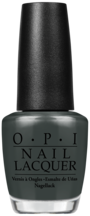 """Liv"" in the Gray - Nail Lacquer - OPI"