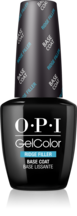 OPI, GelColor Base Coat, GelColor Ridge Filler Base Coat, gel polish base coat
