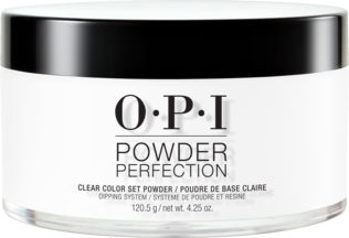 OPI Powder Perfection Clear Color Set Powder