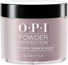 OPI Powder perfection dipping powder product in shade Taupe-less Beach