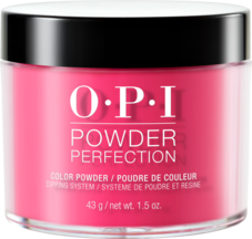 OPI Powder perfection dipping powder product in shade Strawberry Margarita