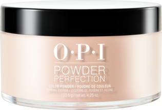 OPI Powder perfection dipping powder product in shade Samoan Sand