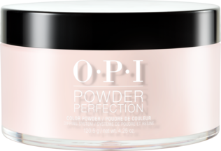 OPI Powder perfection dipping powder product in shade Bubble Bath