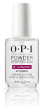 OPI Powder perfection dipping powder system step 2 activator 15ml bottle