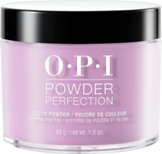 OPI Powder perfection dipping powder product in shade Purple Palazzo Pants