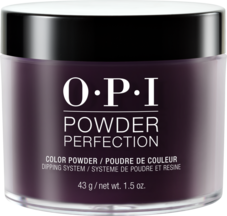 OPI Powder perfection dipping powder product in shade Lincoln Park After Dark