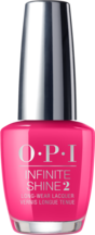 OPI California Dreaming collection nail polish infinite shine formula GPS I Love You