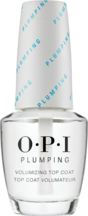 OPI, NAIL TREATMNET, TOP COAT, plumping