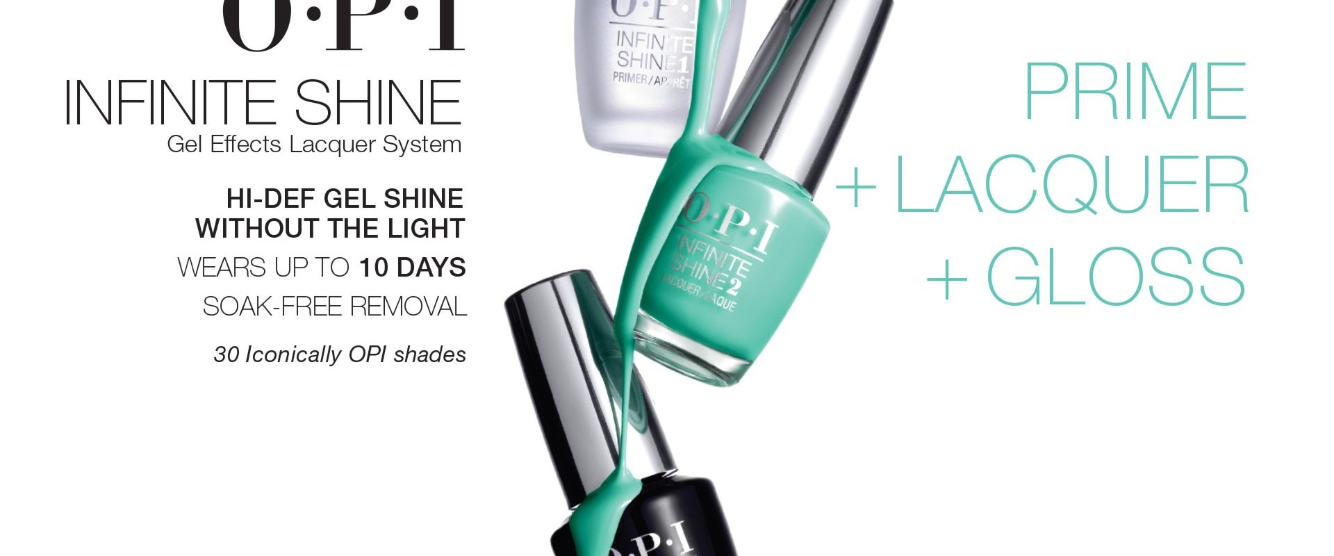 Infinite Shine - Collection - OPI