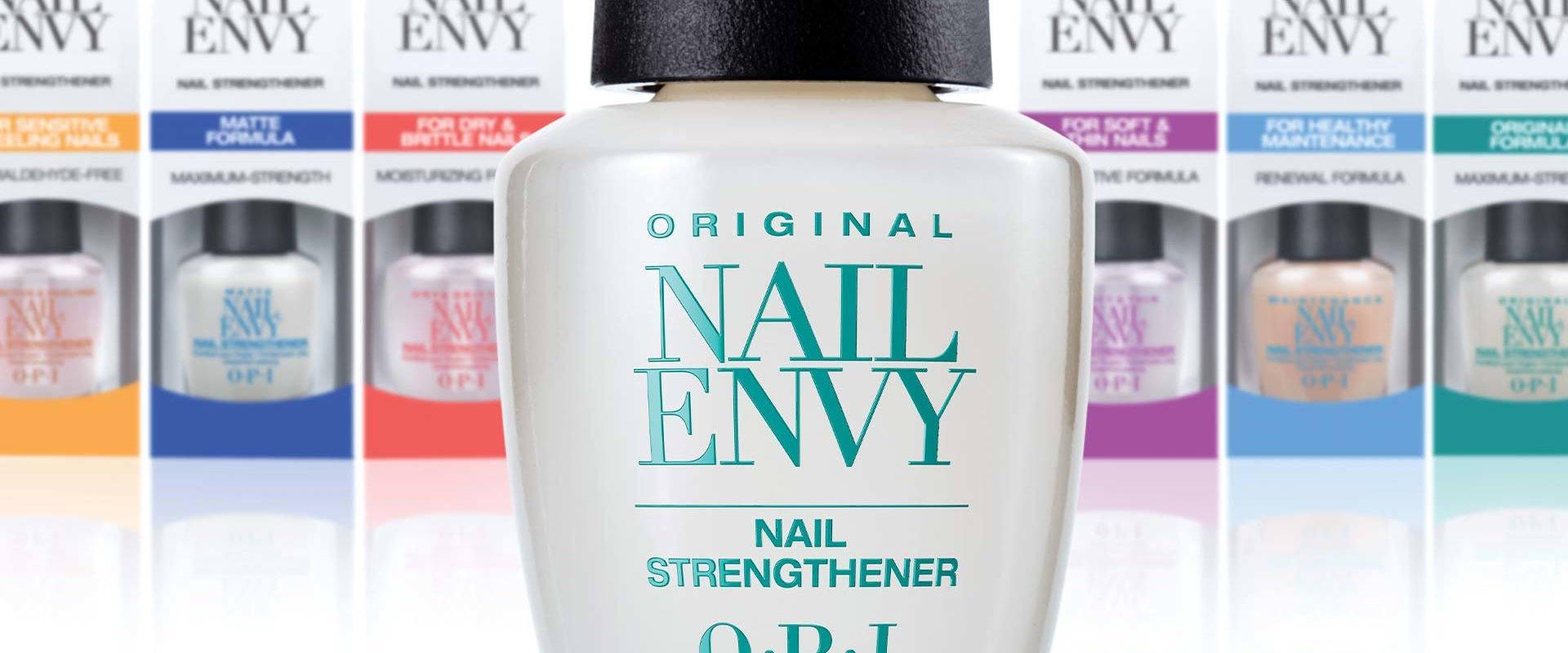 Nail Envy OPI Care Products | OPI