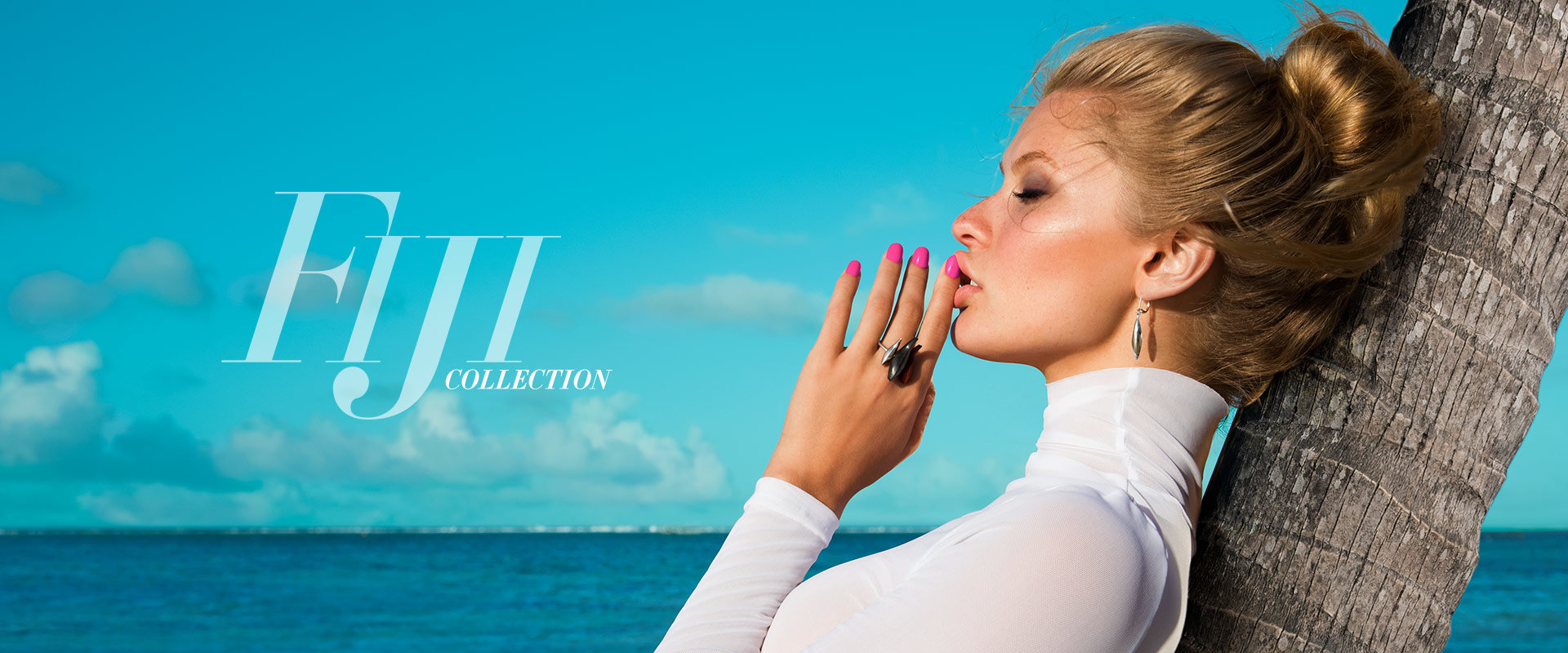 OPI, Fiji Collection, Nail Lacquer, GelColor, Infinite Shine