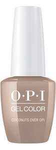 Coconuts Over OPI - GelColor - OPI