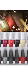 OPI LOVE OPI XOXO GelColor Nail polish 24 piece Wall Display