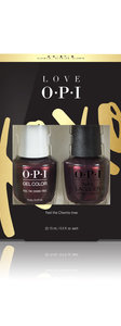 OPI LOVE OPI XOXO GelColor & Nail Lacquer duo pack #3