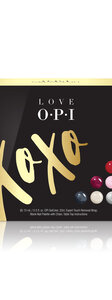 OPI LOVE OPI XOXO GelColor Nail polish 6 piece Add-on kit #1