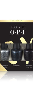 OPI LOVE OPI XOXO nail lacquer mini 4 pack