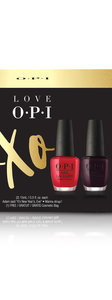 OPI LOVE OPI XOXO Collection LACQUER DUO PACK